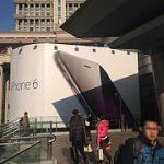 上海のiPhone 6屋外広告まとめ