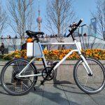 YunBikeでサイクリング動画