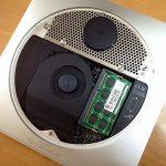 Mac miniのメモリを16GBにする計画