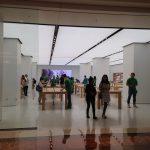 Apple Store 环球港店に行ってきた