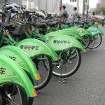 享骑电单车(シェア電動自転車)の登録&利用方法